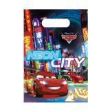 """6 pochettes surprises """"Disney Cars Neon City"""""""