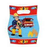 """8 pochettes surprises """"Sam le pompier"""""""