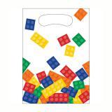 """8 pochettes surprises """"Briques colorées"""""""