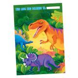"""8 pochettes surprises """"Monde des dinosaures"""""""