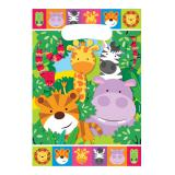 """8 pochettes surprises """"Adorables animaux de la jungle"""""""