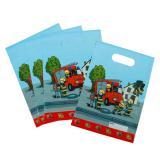 """8 pochettes cadeaux """"Pompiers rapides"""""""