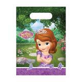 """6 pochettes cadeaux """"Princesse Sofia - Les îles mystérieuses"""""""