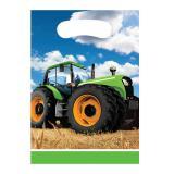 """8 pochettes surprises """"Mon tracteur"""""""