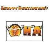 """Guirlande """"Happy Halloween"""" 180 cm"""
