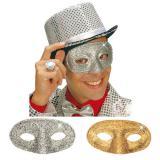 """Masque de paillettes """"Glamour"""""""