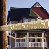 """Rubalise dorée """"50"""" 15 m"""