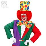 Gros noeud-papillon de clown