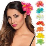 """Pince pour cheveux """"Hibiscus fleuri"""""""