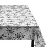 "Nappe semi-transparente ""Toile d'araignée"" 135 x 275 cm"