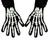 """Gants """"Mains de squelette"""""""