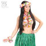 Set de bijoux hawaïens 3 pcs