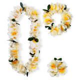 "Set de bijoux hawaïens ""Waikiki"" 3 pcs"