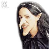 Nez de sorcière en latex avec adhésif