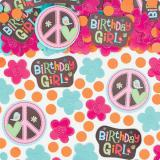 "Confettis ""Sweet Retro - Birthday Girl"" 14 g"