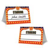 """8 cartons de table Hollywood """"Awards Night"""""""