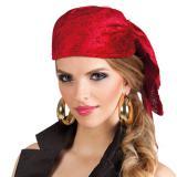 """Foulard """"Femme pirate"""" 20 cm"""