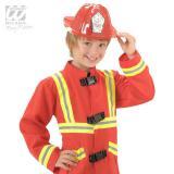Casque de pompier PVC pour enfant