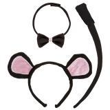 """Kit de costume pour enfant """"Souris"""" 3 pcs."""