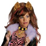 "Perruque pour enfant Monster High ""Clawdeen Wolf"""
