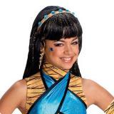 """Perruque pour enfant Monster High """"Cleo de Nile"""""""