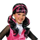 "Perruque pour enfant Monster High ""Draculaura"""