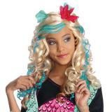 """Perruque pour enfant Monster High """"Lagoona Blue"""""""