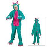 """Costume en peluche pour enfant """"Monster"""""""