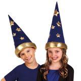 """Chapeau de magicien pour enfant """"Nuit enchantée"""""""