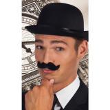 Moustache classique 10 cm