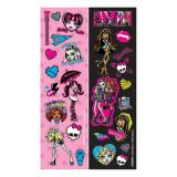 "Petits autocollants ""Monster High Girls"" 8 planches"