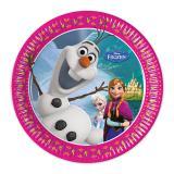 """8 petites assiettes """"La Reine des neiges - Disney"""""""