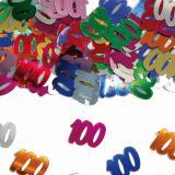 """Confettis """"100 ans"""" 15 g"""