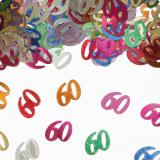 """Confettis """"60 ans"""" 15 g"""