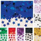 """Confettis """"Étoiles unicolores"""" 14 g"""