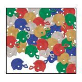 "Confettis ""Casques de football américain"" 28 g"