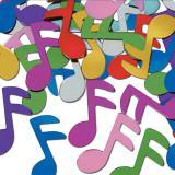 """Confettis """"Notes de musique funky"""" 28 g"""
