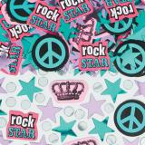 "Confettis ""Rock star"" 15 g"