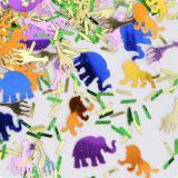 """Confettis """"Safari"""" 14 g"""