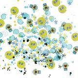 """Confettis """"Bob l'Éponge"""" 34 g"""