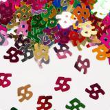 """Confettis """"55 ans"""" 14 g"""