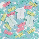 """Confettis """"Fringues de bébé"""" 14 g"""