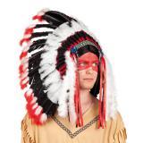 Coiffe indienne Apache 60 cm