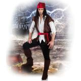 "Costume ""Pirate sans peur"" 6 pcs"