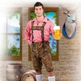 """Costume """"Chemise et pantalon bavarois"""" 2 pcs"""