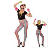 "Set costume ""Funky 80ies"" 6-pcs."