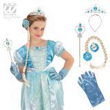 """Kit d'accessoires pour enfant """"Princesse de l'hiver"""" 5 pcs."""