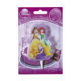 """Bougie pour gâteau """"Princesses Disney"""" 10 cm"""