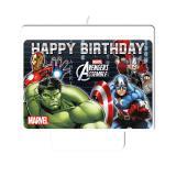 """Bougie """"Avengers Assemble"""" 9 x 7 cm"""