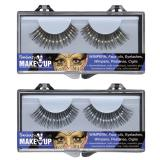 "Faux cils ""Metallic"" 3 pcs"